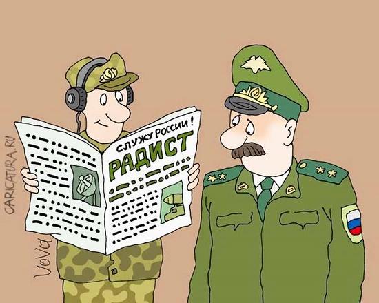 Анекдоты про военных