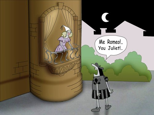 Анекдоты про Джульетту