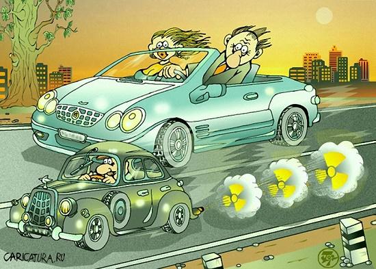 Анекдоты про машину