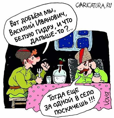 анекдот про чапаева и петьку