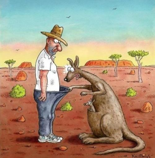 анекдот про австралию