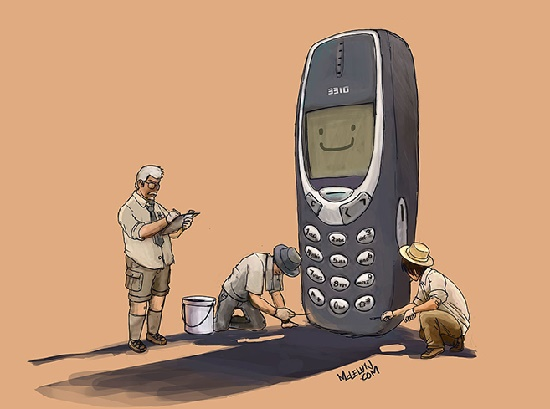 Анекдоты про Nokia