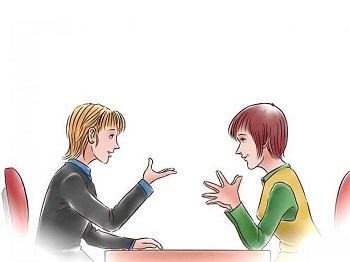 Пословицы и поговорки о беседе