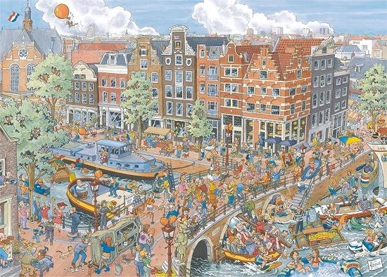 анекдот про амстердам