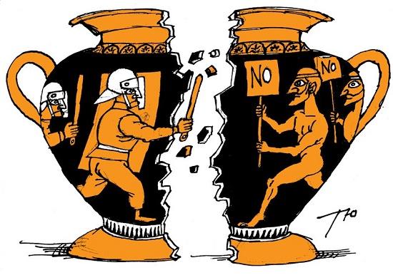 анекдот про грецию