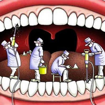 прикольные тосты про стоматологов