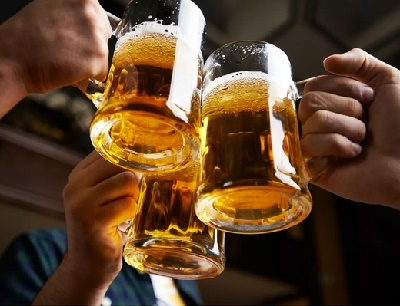Тосты на День Рождения о пиве