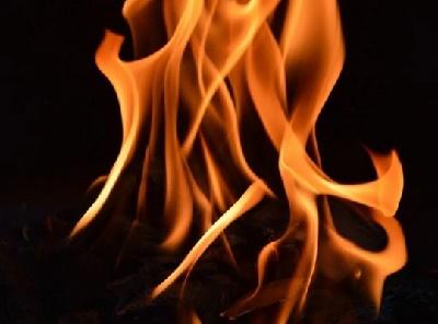 Тосты на День Рождения с огнём