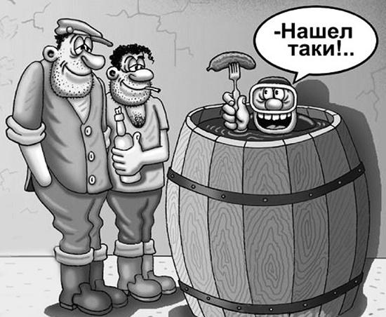 Свежие анекдоты №19