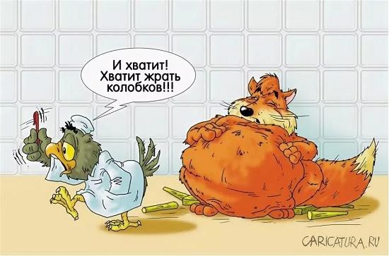 Свежие анекдоты №6