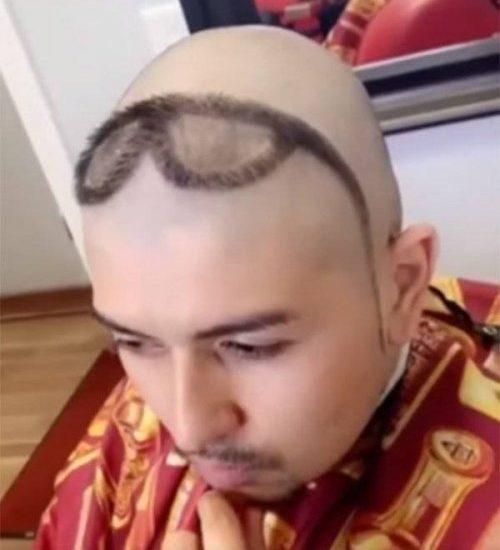 ох уж этот парикмахер