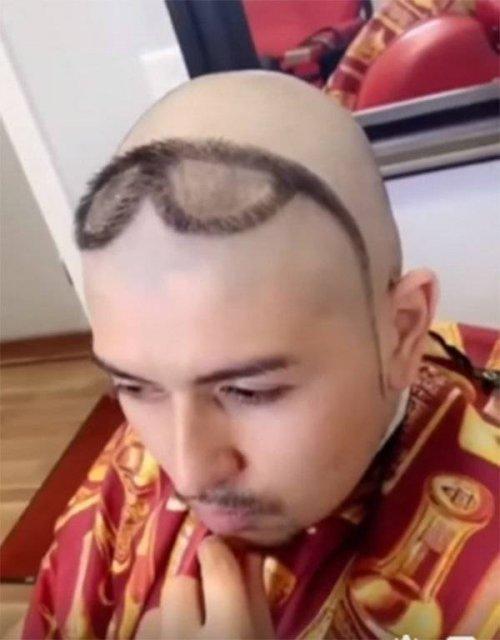 Ох, уж этот парикмахер…