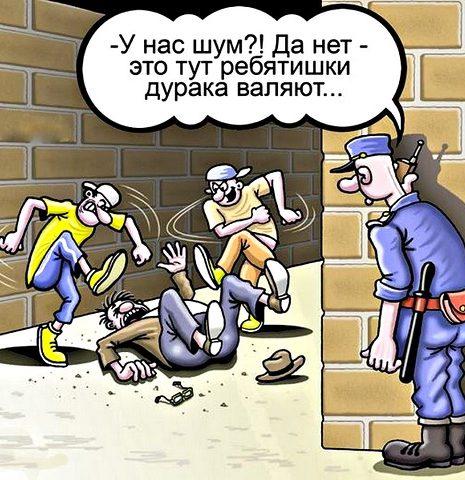 Свежие анекдоты №41