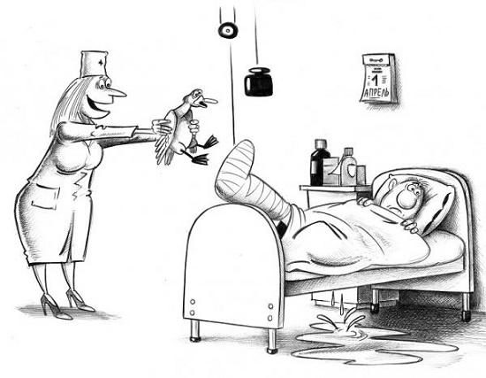 лучшая смешная карикатура
