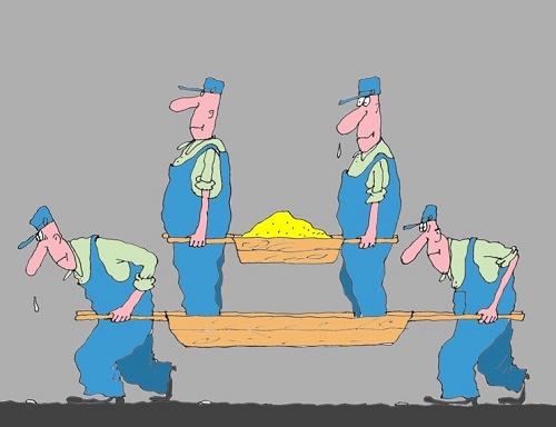 рабочие анекдоты