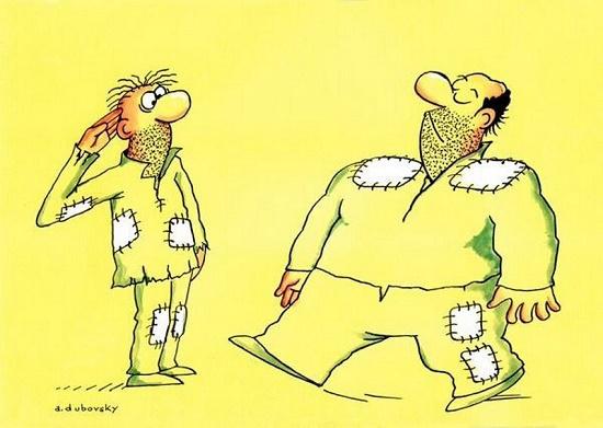 карикатура на сегодня