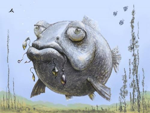 смешные рыбные анекдоты