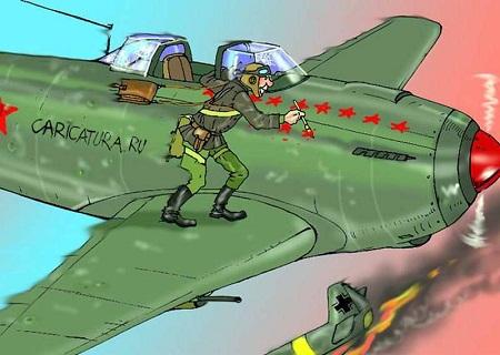 анекдот про авиацию в картинке