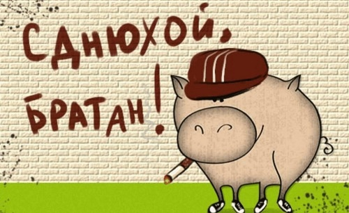 Read more about the article Поздравления брату с матом