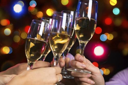 Веселые тосты про алкоголь