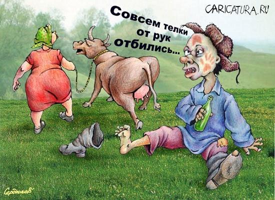 карикатура про сашу
