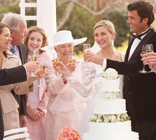 красивые тосты на свадьбу от родителей