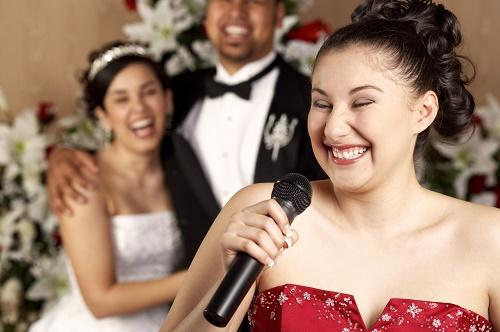 красивые тосты на свадьбу от свидетельницы