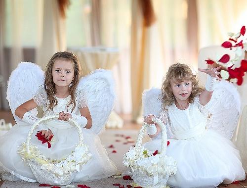 Read more about the article Тосты на свадьбу про ангелов