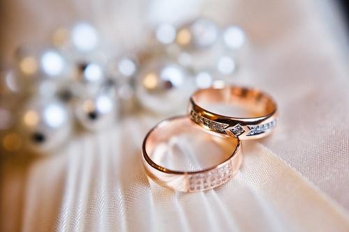 тосты на свадьбу про кольца