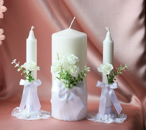 Read more about the article Тосты на свадьбу про свечи