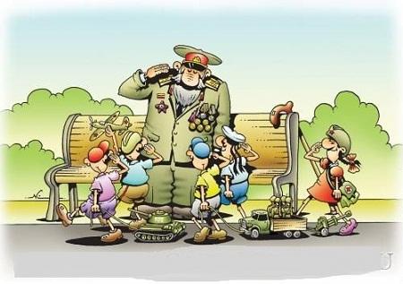 картинка про армию