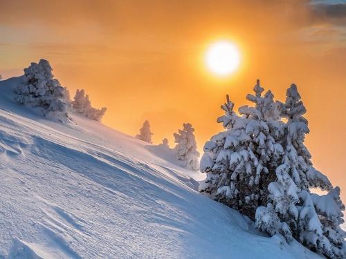 Остроумные статусы про зиму