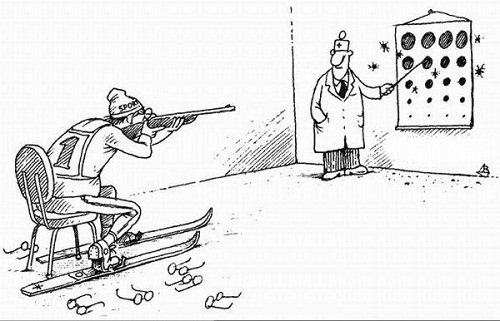 смешной анекдот картинка про армию