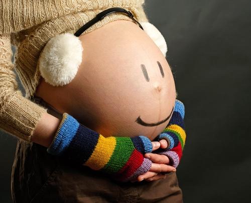 Смешные статусы про беременность