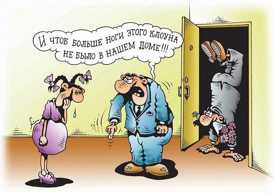 Свежие анекдоты №241