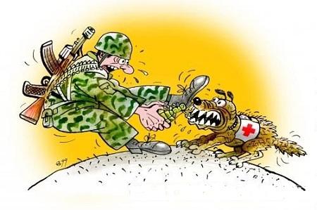картинка про солдат
