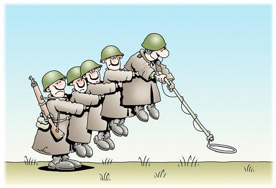 Картинки про военных