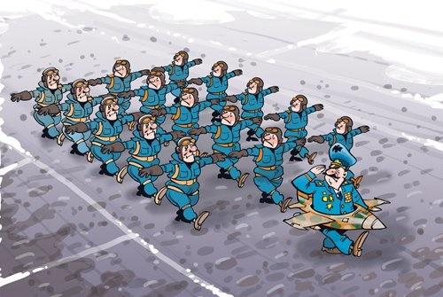 прикольные армейские частушки