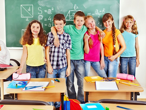 веселые частушки про школу