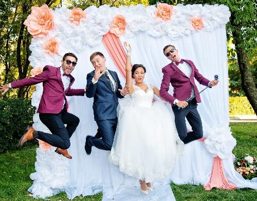 переделанные песни на свадьбу