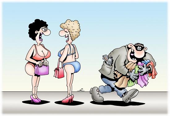 свежая подборка смешных карикатур