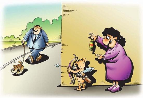 свежая подборка улетных карикатур