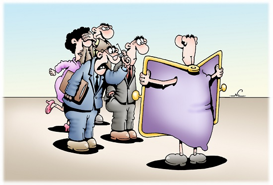 прикольная карикатура обо всем на свете