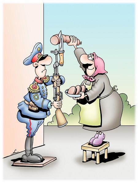смешные до слез карикатуры обо всем на свете