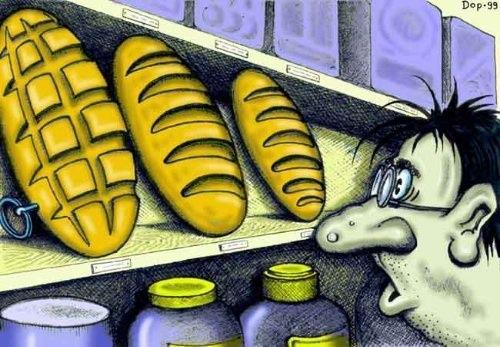 анекдот в картинке про еду
