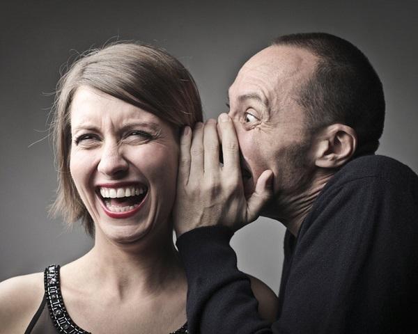 Как рассмешить подругу