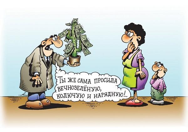Read more about the article Прикольные статусы и выражения про Новый год