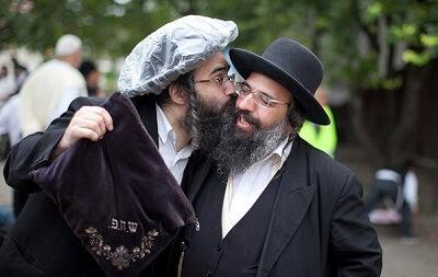 веселая карикатура про евреев