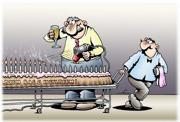 анекдоты про торты