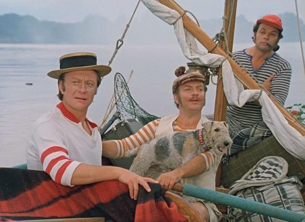 цитаты из фильма трое в лодке не считая собаки